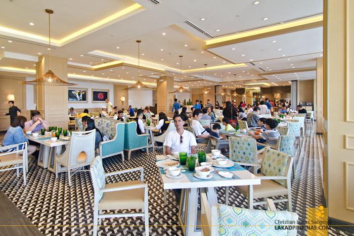 Taal Vista Hotel Tagaytay Veranda Restaurant