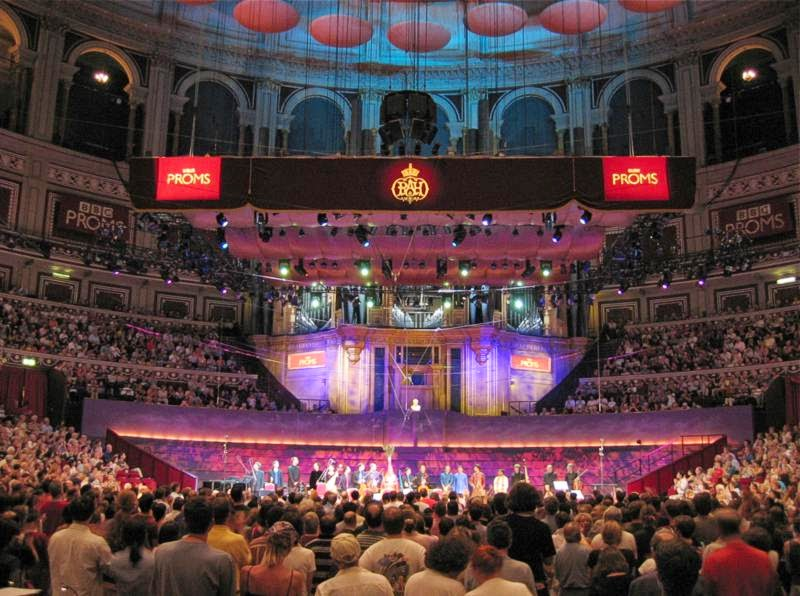 Proms at the Royal Albert Hall