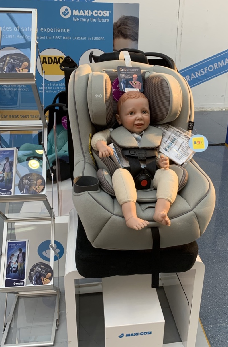 Baby Car Seat Test Baby Company Buckle Up Baby Drive Rochelle Rivera
