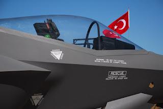 Jet Tempur F-35 Turki