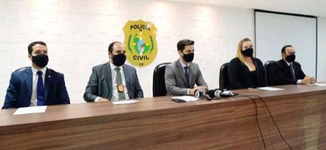 Quadrilha presa no Ceará pode ter sido a que aplicou golpe do correspondente bancário em Patos