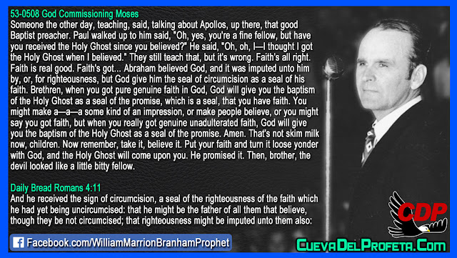 The Seal of God - William Branham Quotes