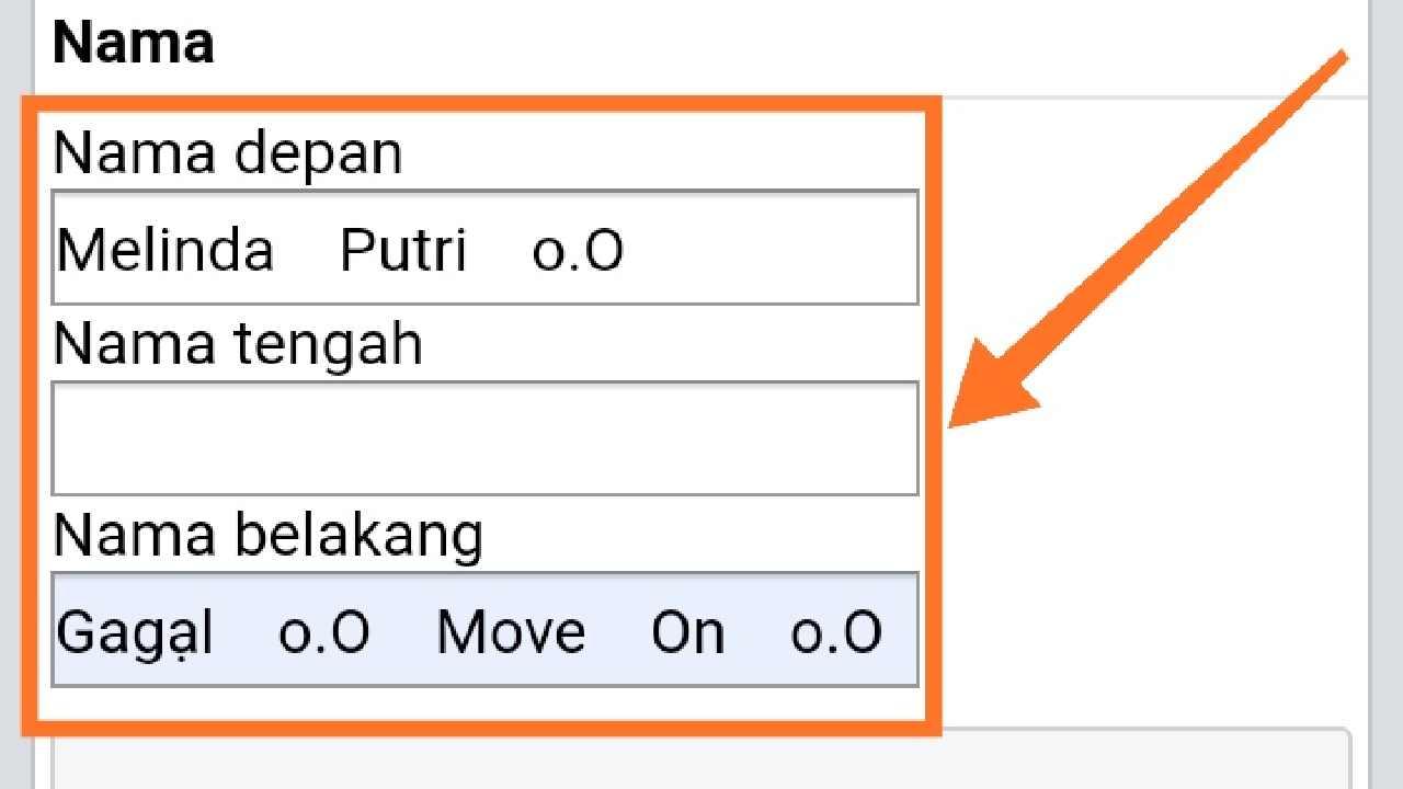 Nama FB Keren Bahasa Indonesia