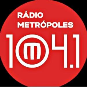 Ouvir agora Rádio Metrópoles FM 104,1 - Brasília / DF