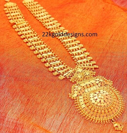 Gold Chandan Haar