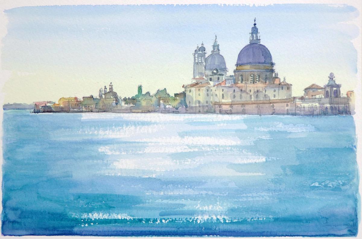 Lyndseysmith A Painting Trip To Venice