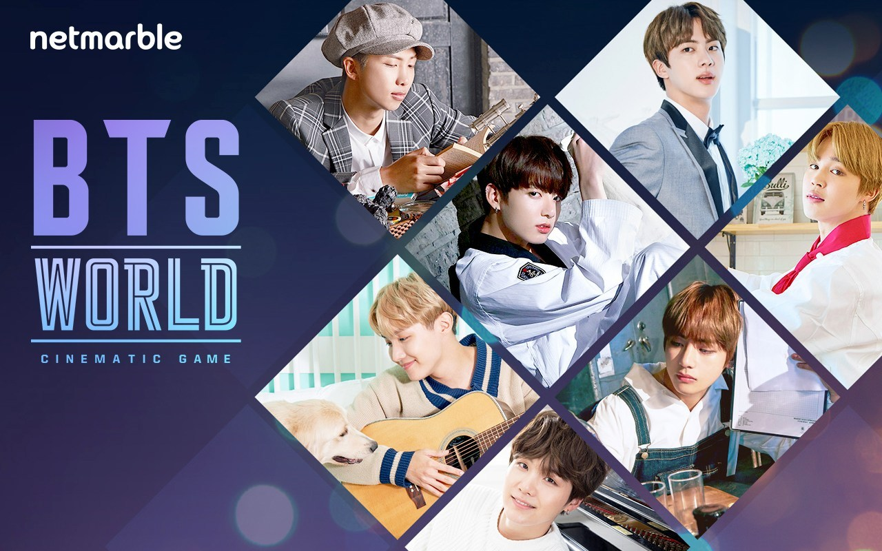BTS World OST - Songs