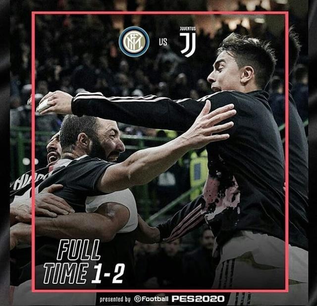 Inter vs Juventus - IGfutbol.soccer19