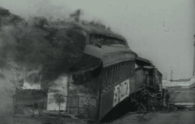 كارثة سكة حديد تشوريا