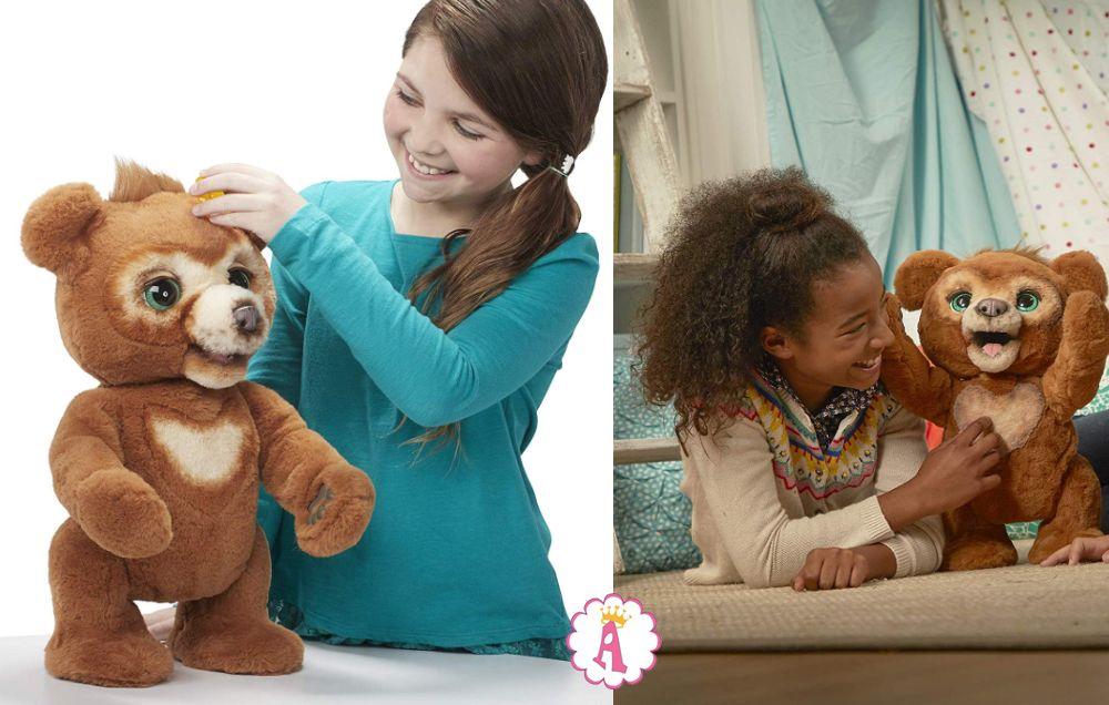 Интерактивный медвежонок FurReal Friends Кадди