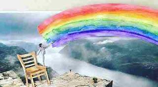 Simboluri, superstiții și legende despre curcubeu