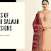 10 Types of Palazzo Salwar Suit Designs You must have in your Wardrobe