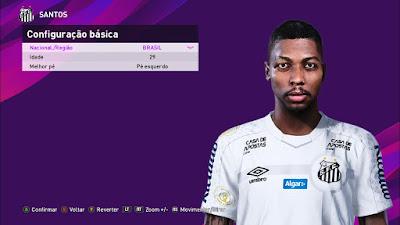 PES 2020 Faces Marinho