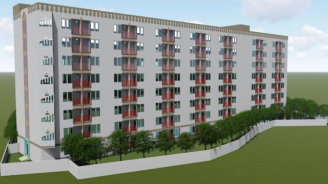 gambar apartemen elit