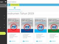 Instrumen PMP Daring Online 2019 SD SMP SMA SMK