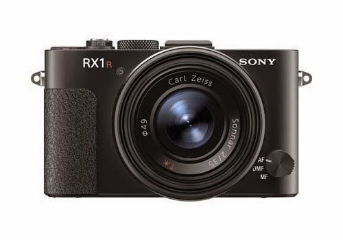 Fotografia della Sony RX1R