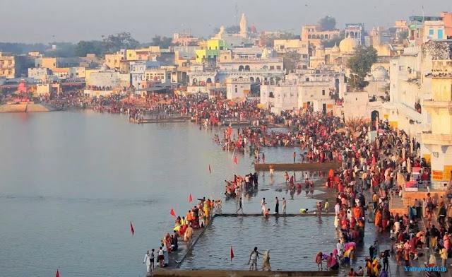 Pushkar Rajasthan - Yatraworld