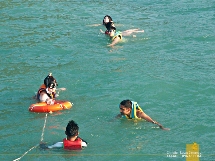 Langkawi Sunset Cruise Swim