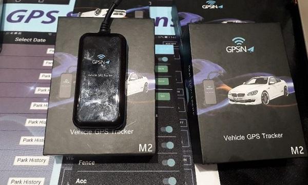 GPSiNA Alat Pelacak Posisi dan Kecepatan Mobil