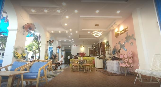 SAO CHARM COFFEE & TEA quán cafe với không gian Check in nổi bật tại Phú Yên