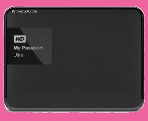 WD My Passport Driver Free Download