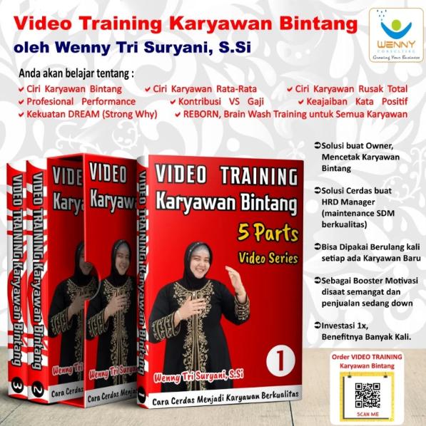 Video Training Karyawan Bintang 1