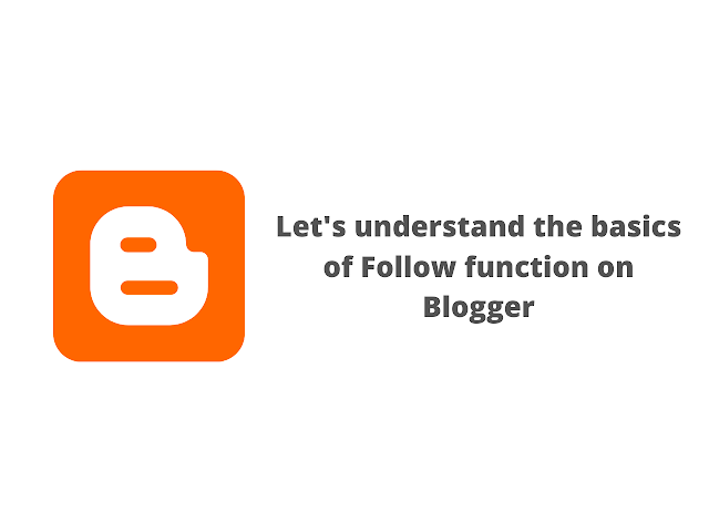 How to add a follow me button on blogger,How to follow a blog on blogger