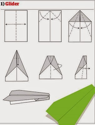 Panduan Cara Membuat Pesawat Kertas yang Baik   Info