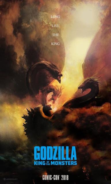 Godzilla King of the Monsters 2019 Hindi Dual Audio |720p 480p HC HDRip | Download