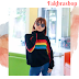 Sweater Rainbow / Rajut Belang / Sweater Rajut / Sweater Pelangi / Sweater cewe