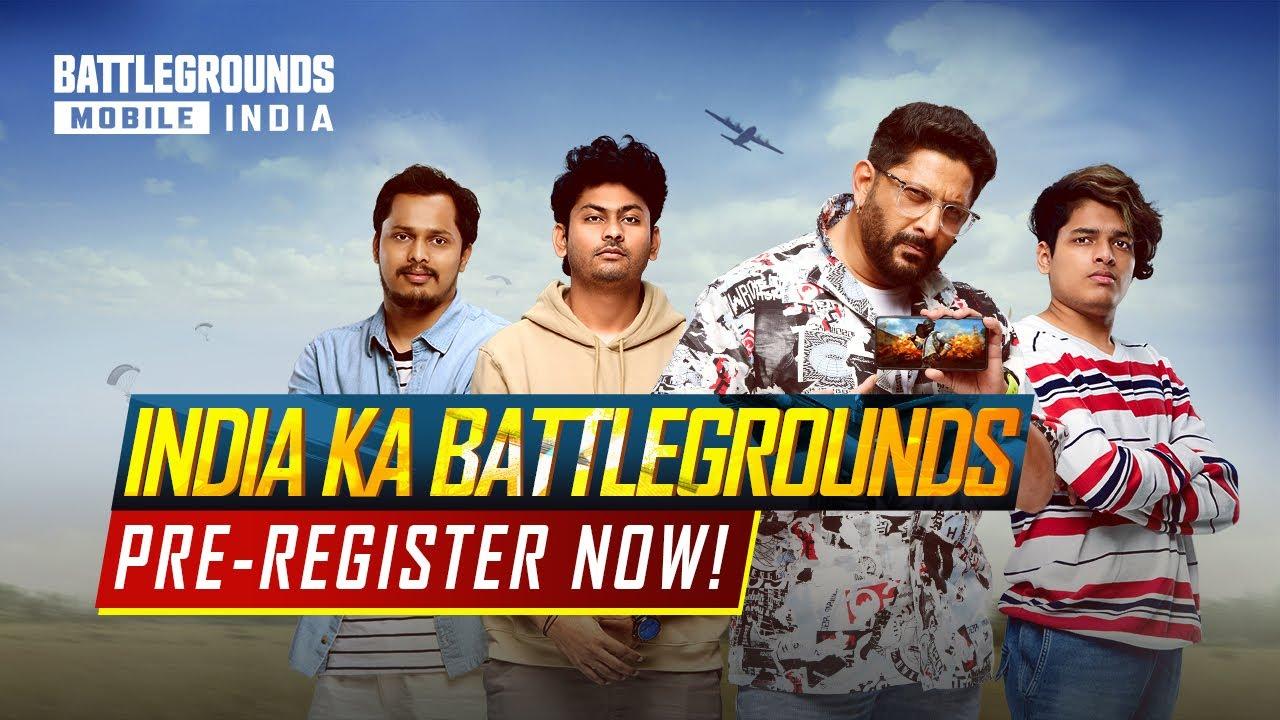 India Ka BattleGrounds Pre-Register Now