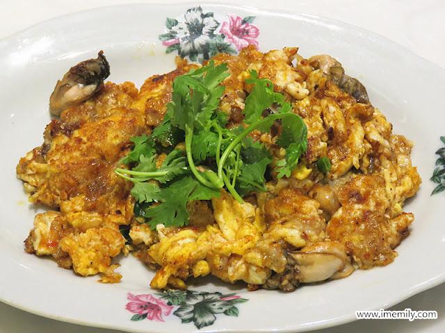 Penang Fried Oyster  Malaysia Boleh! Four Seasons Place KL