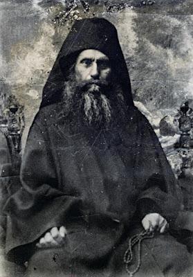 Ο άγιος Σιλουανός γεννήθηκε τό 1866 στό χωριό Σόβσκ