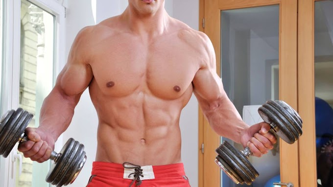 7 recommendations to gain fat-free muscle volume