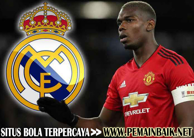 Madrid Siapkan 2 Pemain Demi Mendapatkan Jasa Paul Pogba