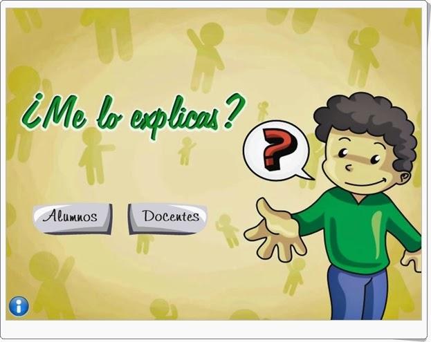 """""""¿Me lo explicas?"""" (Capacidades básicas en Educación Infantil)"""