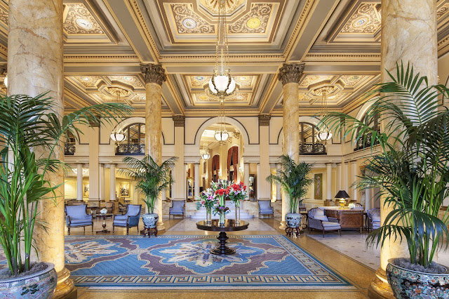 Enjoy luxury accommodations at the historic Willard InterContinental, a AAA Four Diamond Hotel, located in downtown Washington, D.C.