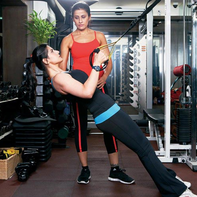 Fitness Tips by Celebrity Fitness Trainer