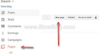 Cara Membuat Blog Lengkap Plus Template Premium