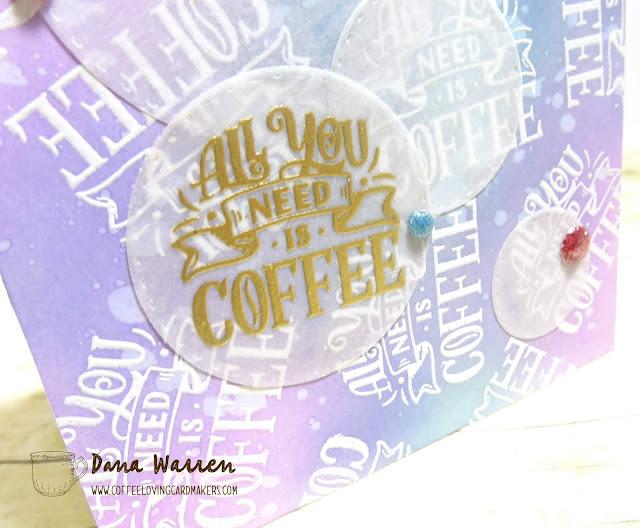 Dana Warren - Kraft Paper Stamps - Divinity Designs
