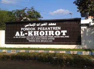 Pondok Pesantren Al Khoirot, Malang