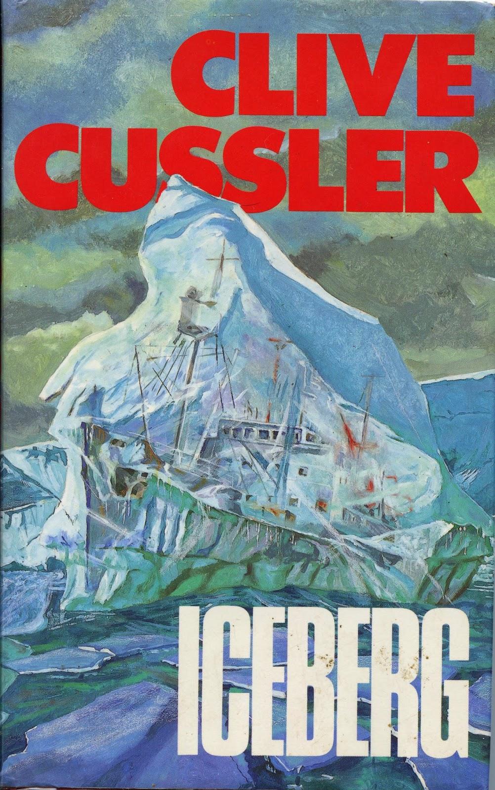 amazoncom iceberg dirk pitt adventure 9780425197387