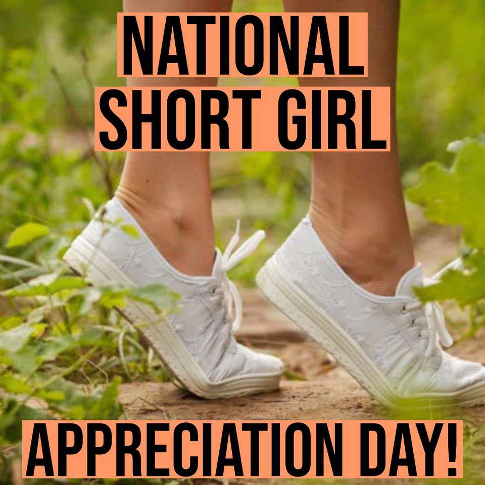 National Short Girl Appreciation Day Wishes pics free download