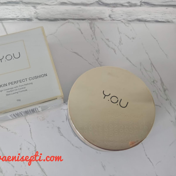 [REVIEW] Y.O.U Dream Skin Perfect Cushion 04 Natural Beige