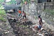Desa Jakem Menuju Kampung Sehat, Pemerintah dan Masyarakat Bahu Membahu.