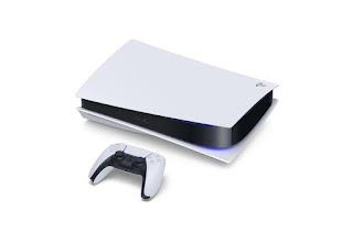 صورة أفقية ل PS5