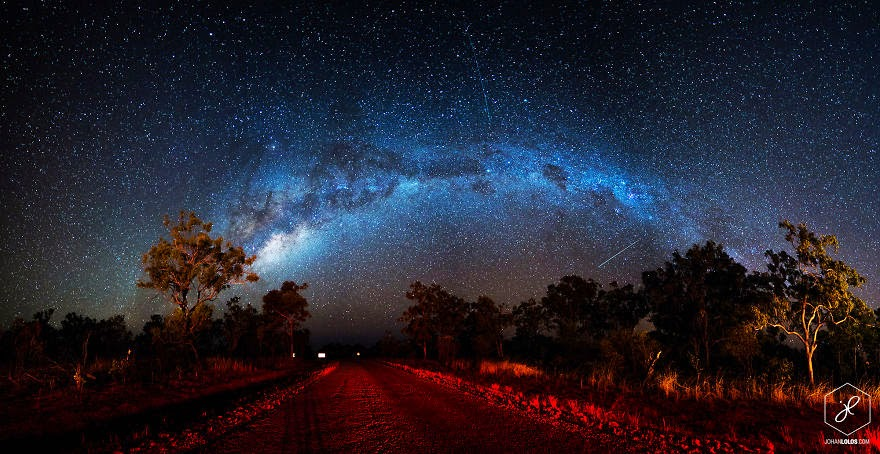 Gunlom, Kakadu National Park, NT - Man Travels 40,000km Around Australia and Brings Back These Stunning Photos