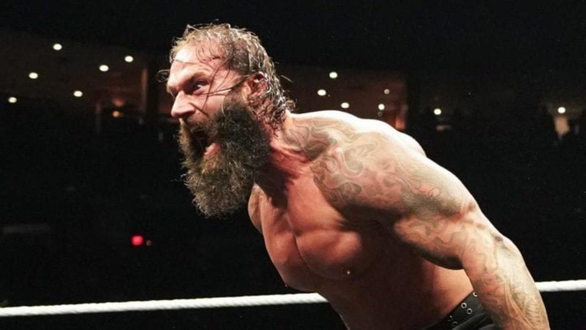 Jaxson Ryker faz o seu retorno a WWE