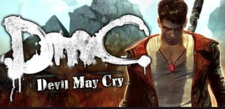 DMC : Devil May Cry Game Ringan