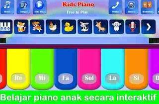 Game Piano Lagu Indonesia